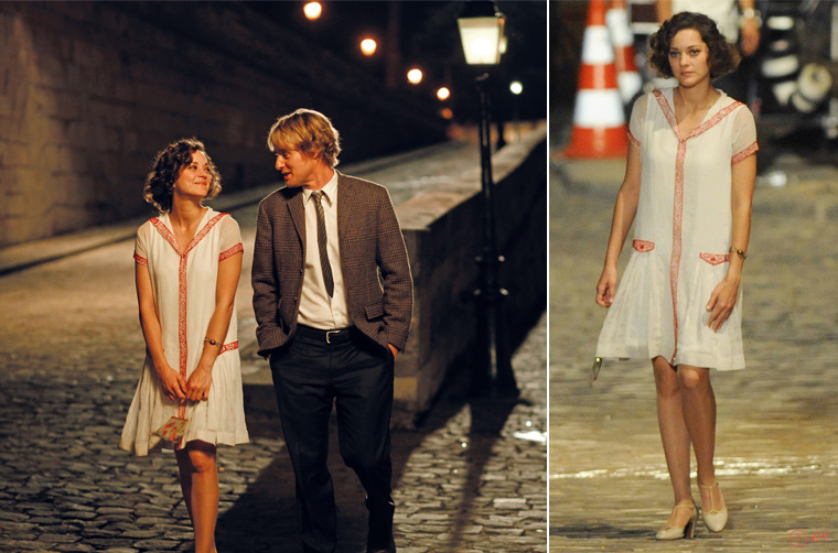 Midnight In Paris Is Magic And Fashion Percy Mode