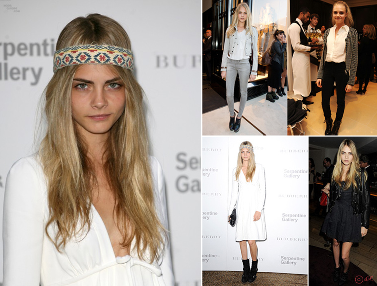Who S That Girl 1 Cara Delevingne Percy Mode