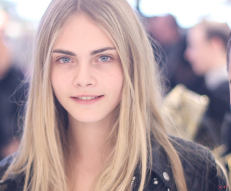 Who's That Girl #1 : Cara Delevingne