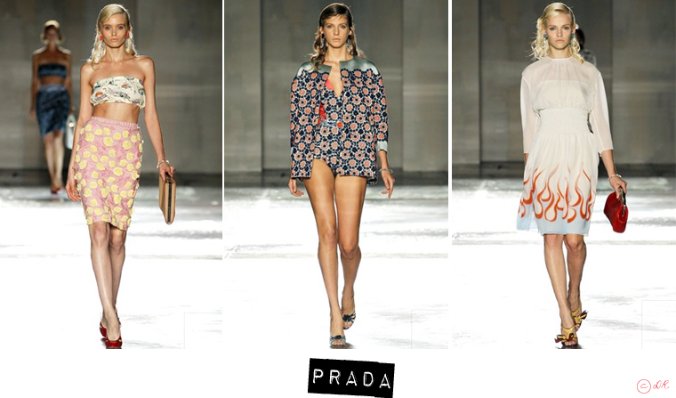 Milan // Fashion Week Spring Summer 2012