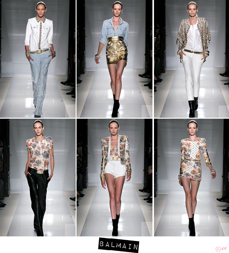 Paris // Fashion Week Spring Summer 2012