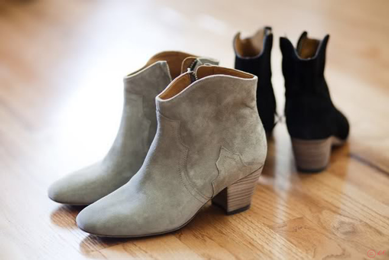 Isabel Marant VS Bullboxer : Les Dickers Boots !