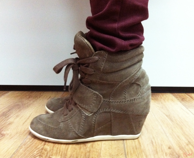 Isabel Marant VS Ash : Les Sneakers !