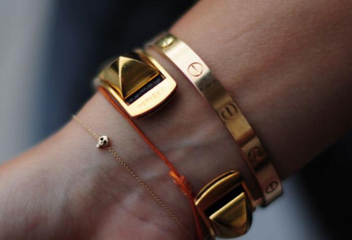 dream list 5 le bracelet love de cartier percy. Black Bedroom Furniture Sets. Home Design Ideas