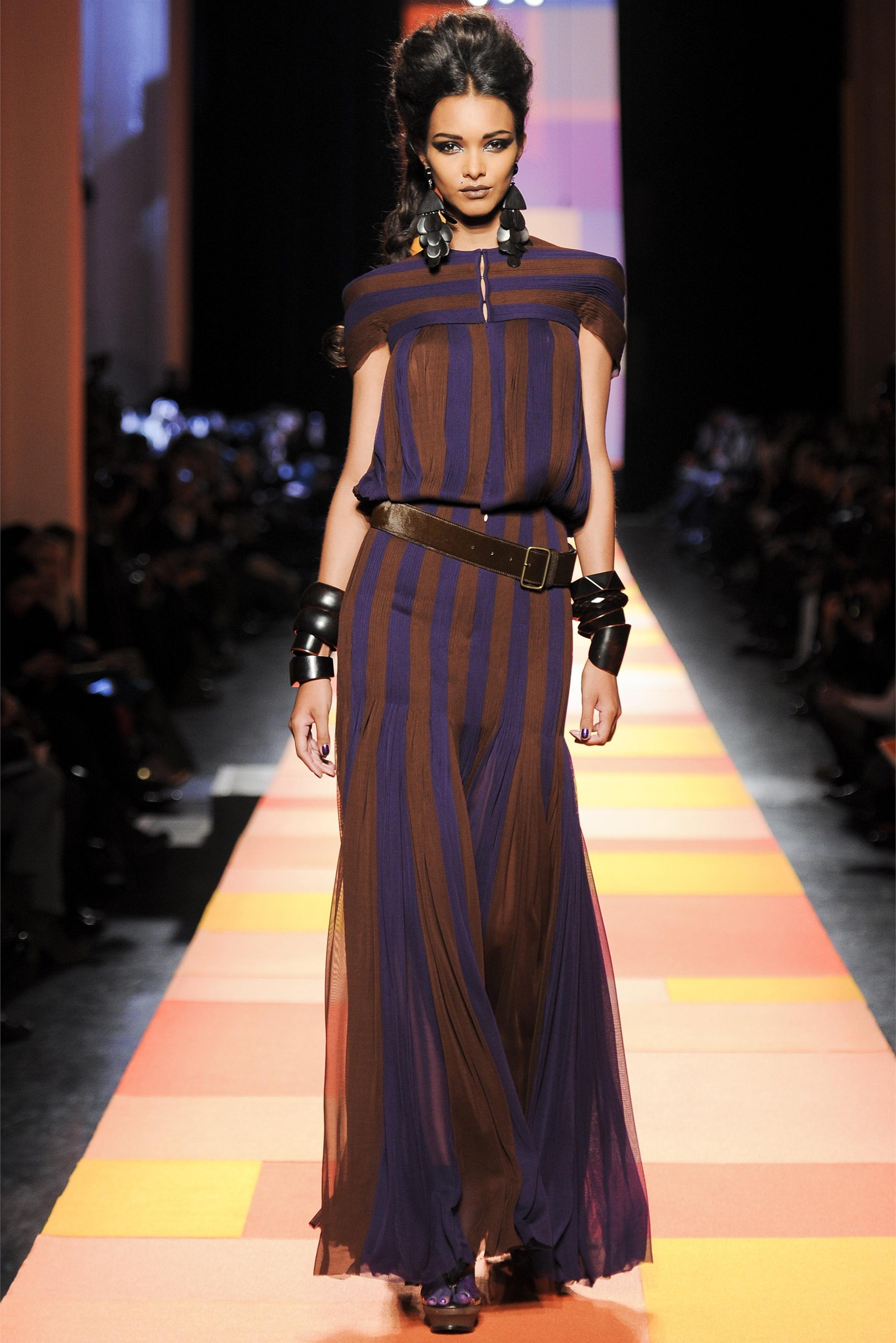 Haute Couture Printemps Été 2013 // Jean-Paul Gaultier ...