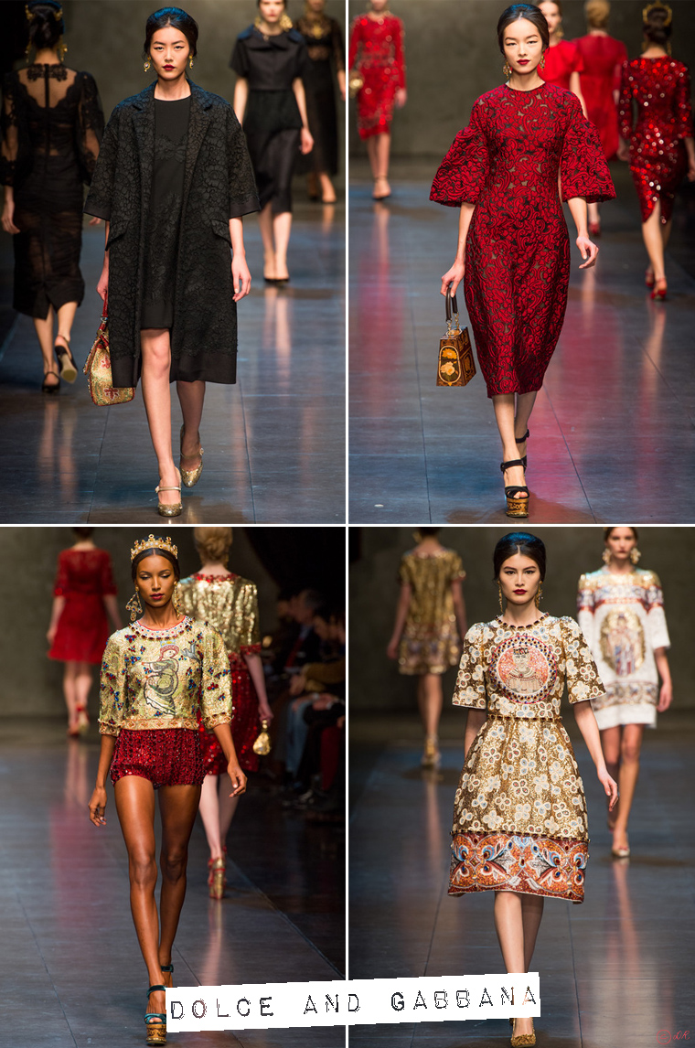 dolce-and-gabbana-fashion-week-automne-hiver-2013-milan