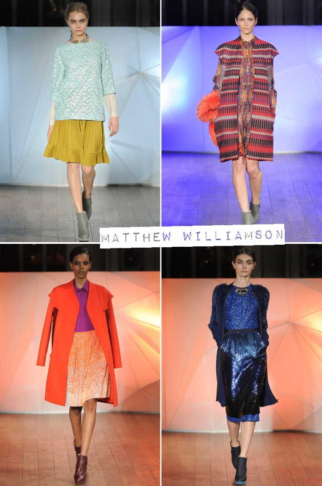 matthew-williamson-london-fashion-week-autumn-winter-2013
