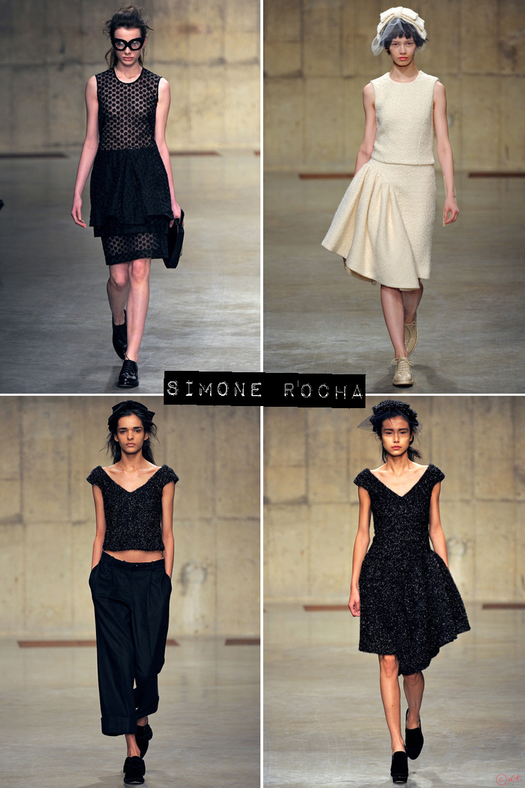 simone-rocha-london-fashion-week-autumn-winter-2013