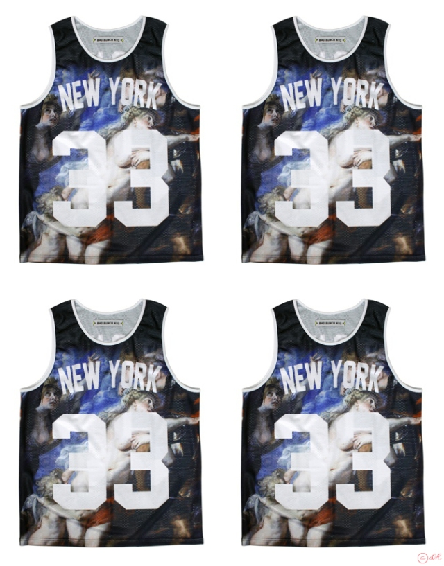 wanted-tee-shirt-basket-numeroté-new-york