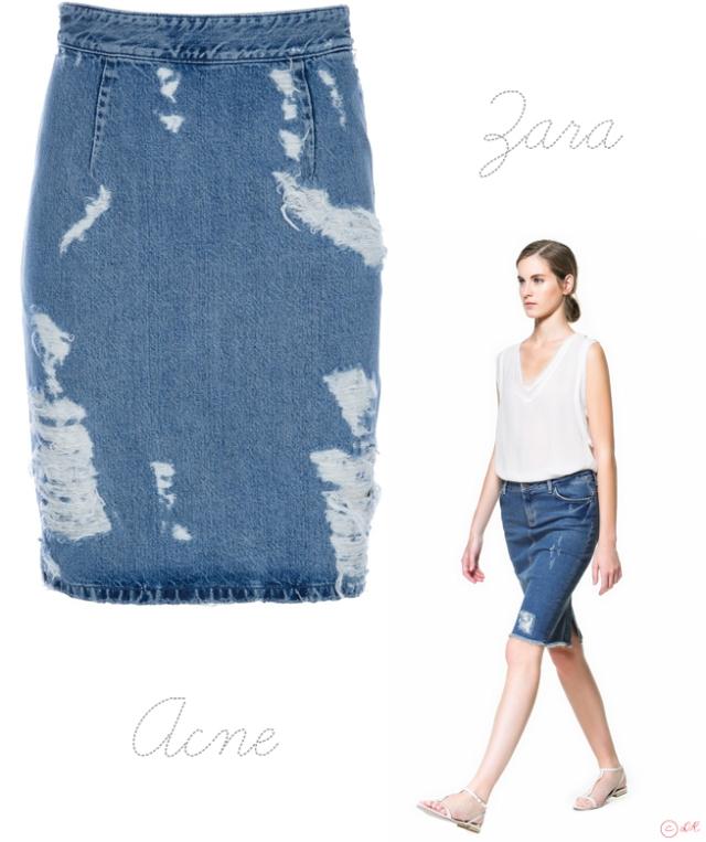 acne-zara-destroy-denim-skirt