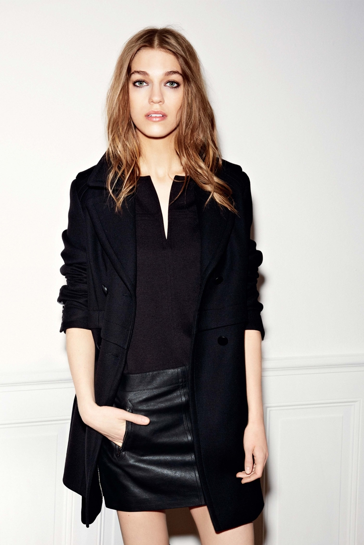 Comptoir des cotonniers fall winter 2013 percy mode - Bottine comptoir des cotonniers ...