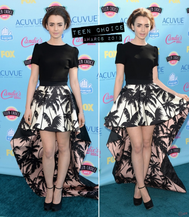 teen-choice-awards-2013-red-carpet-lilly-collins