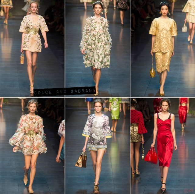 Dolce-and-Gabbana-Milan-fashion-week-spring-summer-2014