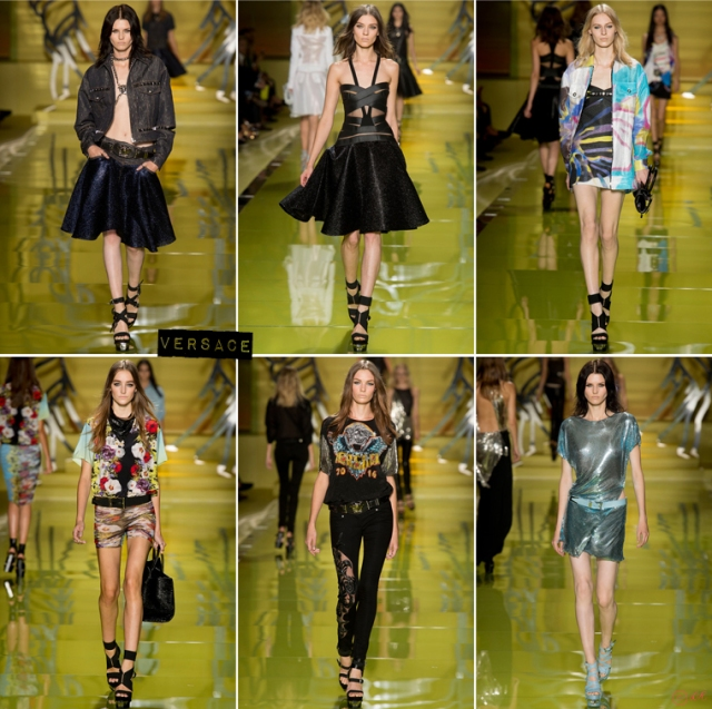 Versace-Milan-fashion-week-spring-summer-2014
