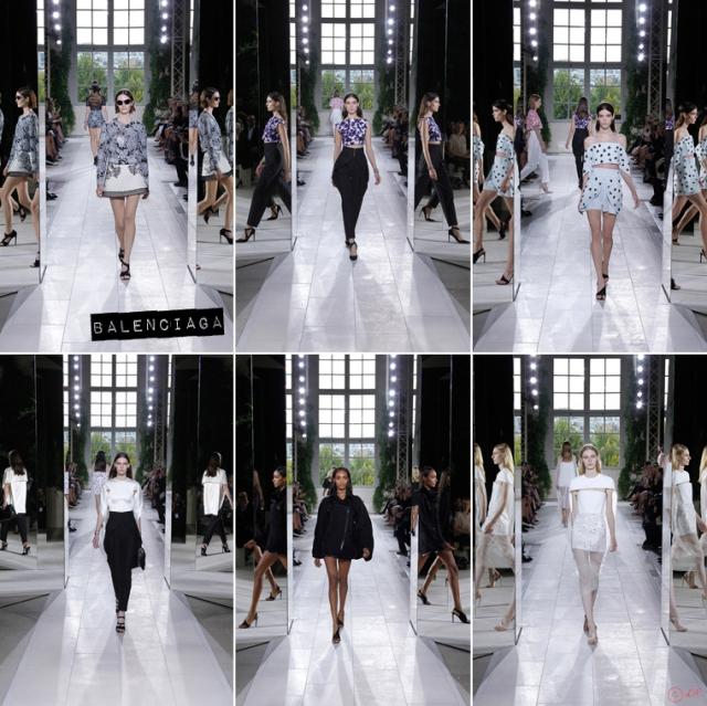 Balenciaga-Paris-fashion-week-spring-summer-2014