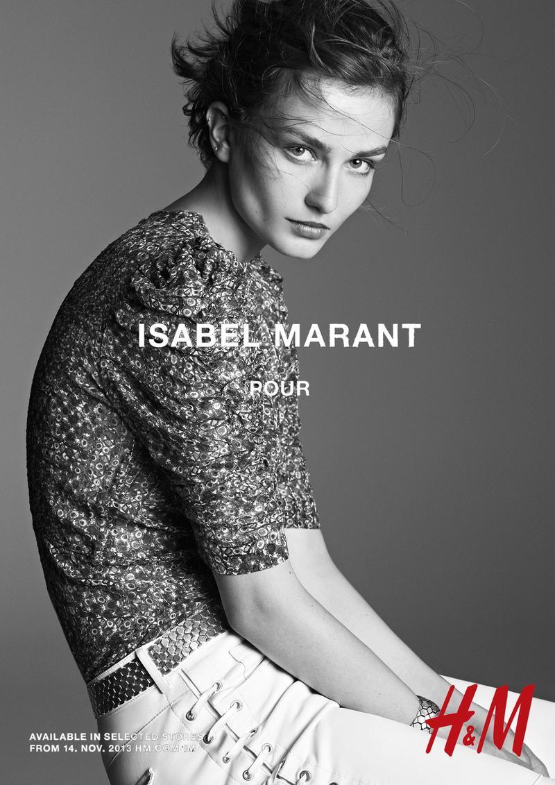 isabelle marant pour h&m