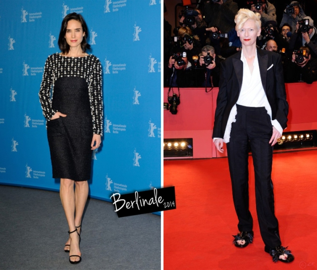 Berlinale-2014-jennifer-connely-tilda-swinton-chanel-schiapiarelli