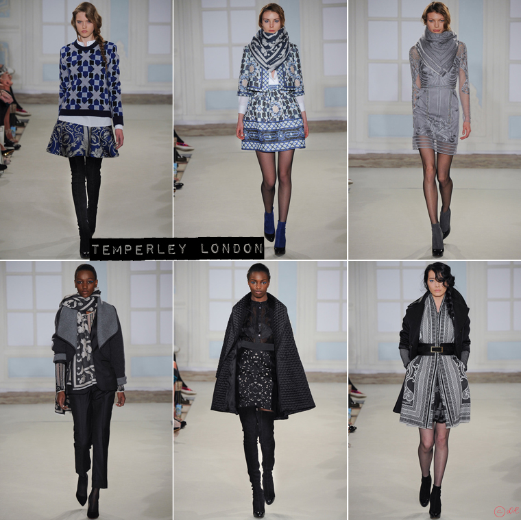 london-fashion-week-automne-hiver-2014-Temperley-London