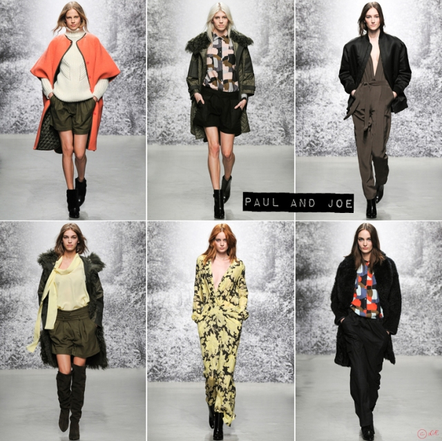 Paris-Fashion-Week-Automne-Hiver-2014-Paul-and-Joe