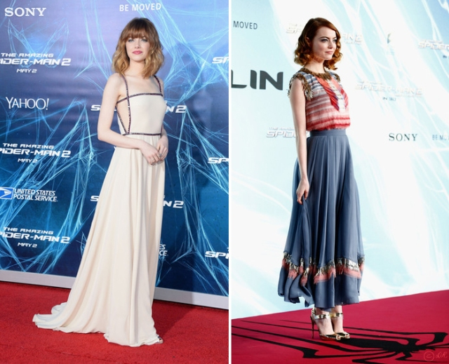 Emma-Stone-Promo-Girl-red-carpet-The-Amazing-Spider-Man-2-1-NYC-Berlin