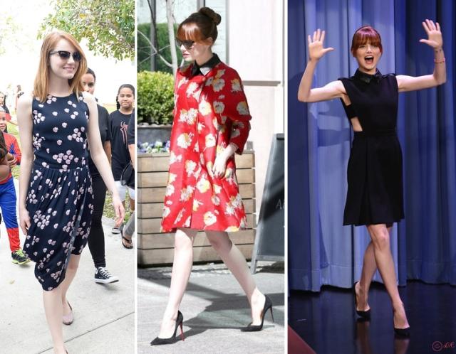 Emma-Stone-Promo-Girl-red-carpet-The-Amazing-Spider-Man-2-3-Miami-NYC