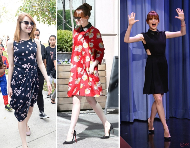 Emma-Stone-Promo-Girl-red-carpet-The-Amazing-Spider-Man-2-3-Miami-NYC