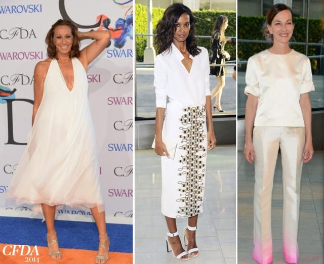CDFA-2014-red-carpet-New-York-5-Dona-Kara-Lydia-Kybe-Cynthia-Rowley