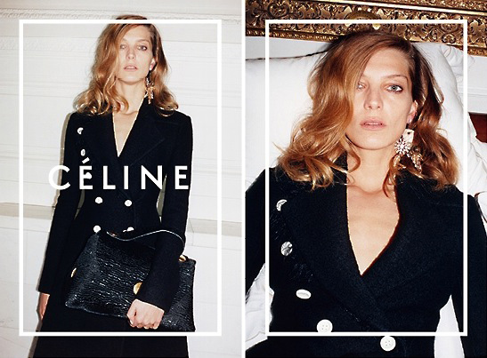 3-Le-Fashion-Blog-Daria-Werbowy-Celine-FW-2014-Ad-Campaign-By-Juergen-Teller-White-Buttons