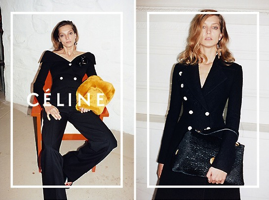 5-Le-Fashion-Blog-Daria-Werbowy-Celine-FW-2014-Ad-Campaign-By-Juergen-Teller-Fur-Muff-White-Bottons