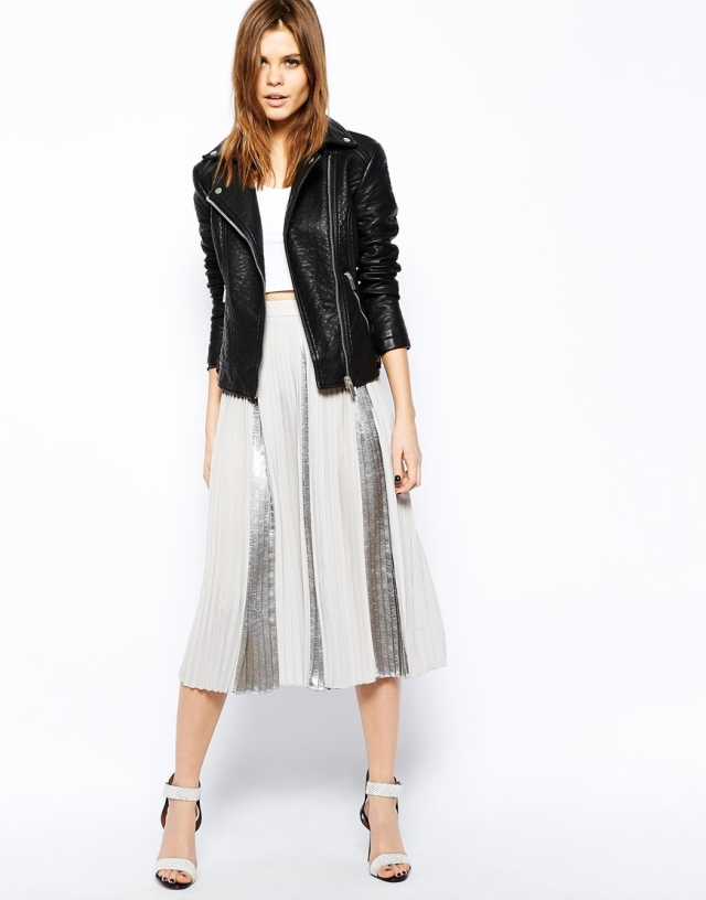 Proenza-Schouler-Metallic-Pleated-Dress-SS-2014-Asos-Premium-Version