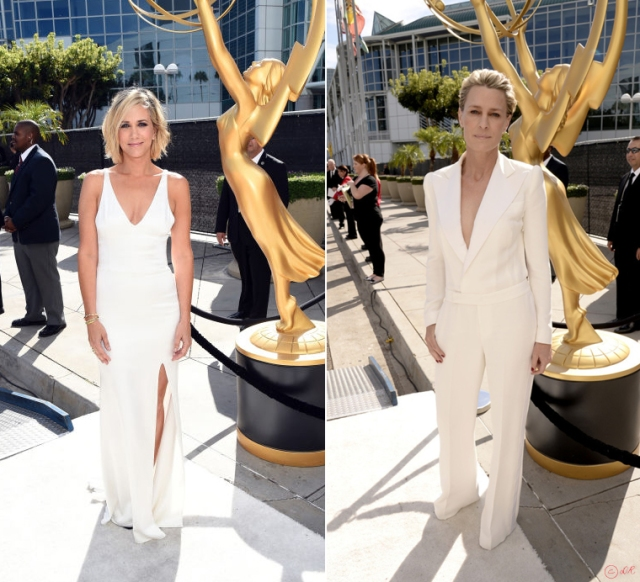 emmy-awards-2014-red-carpet-1-Kristen-Wiig-Robin-Wright