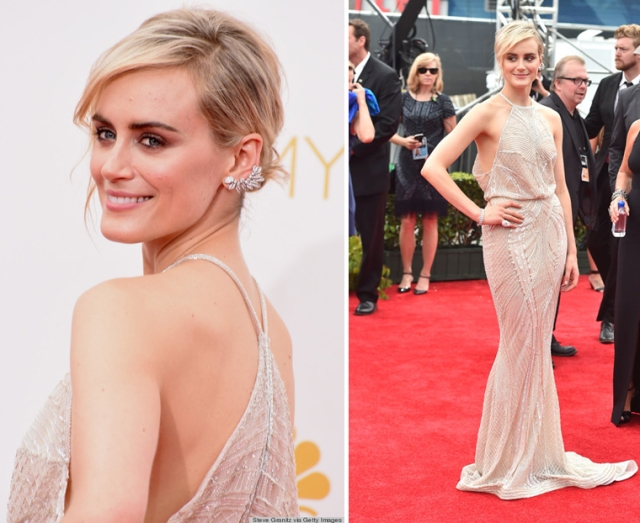 emmy-awards-2014-red-carpet-1-Taylor Schilling