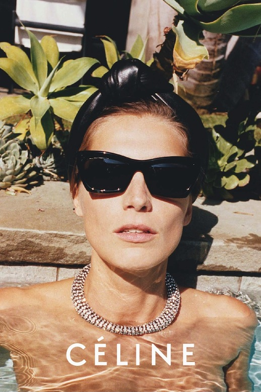 Le-Fashion-Blog-Summer-Style-Daria-Werbowy-Celine-SS-2013-Campaign-Leather-Head-Band-Sunglasses