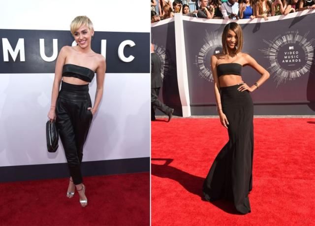 MTV-Video-music-awards-2014-miley-cyrus-alexandre-vauthier-couture-jourdan-dunn-balmain