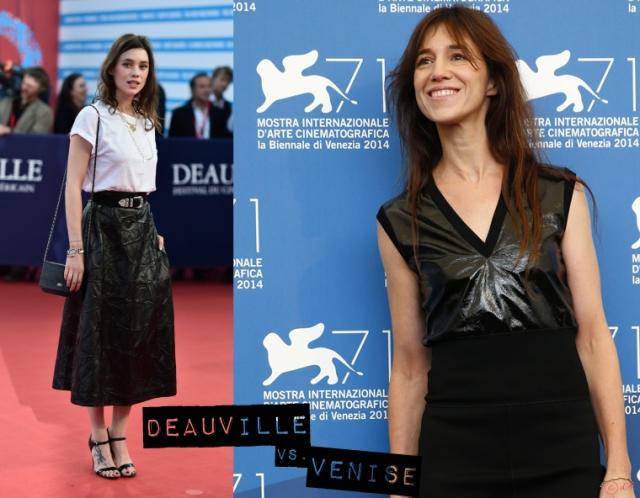 Deauville-vs-Venise-Film-Festival-2014-red-carpet-1-astrid-berges-frisbey-charlotte-gainsbourg
