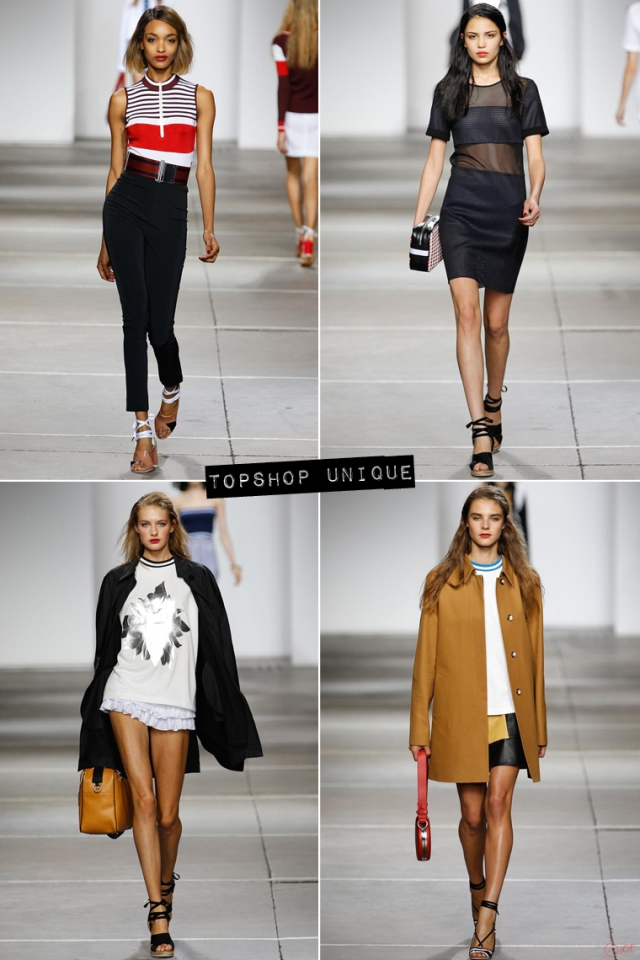 Londres-fashion-week-spring-summer-2015-Topshop-Unique