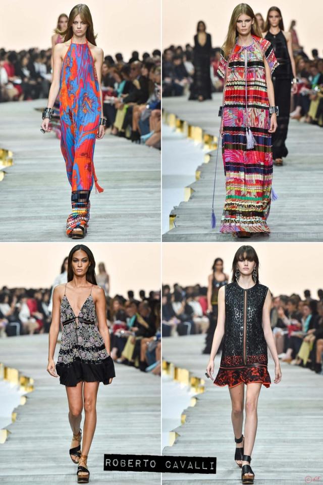 Milan-Fashion-Week-Spring-Summer-2015-Roberto-Cavalli