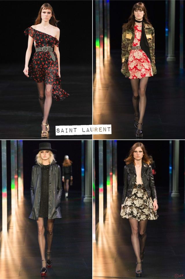 Paris-Fashion-Week-Spring-Summer-2015-Saint-Laurent