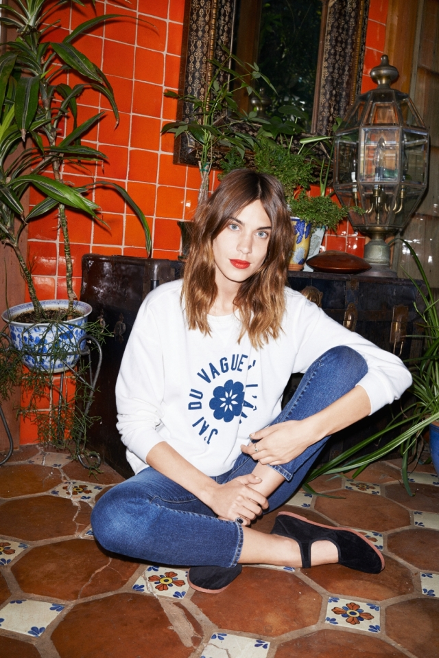 Alexa-Chung-AG-Jeans-Collection-2015-2