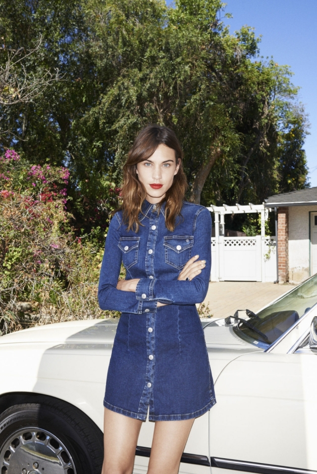 Alexa-Chung-AG-Jeans-Collection-2015-3