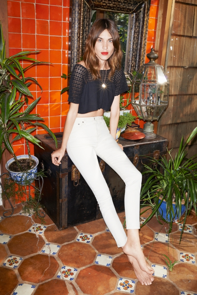 Alexa-Chung-AG-Jeans-Collection-2015-8