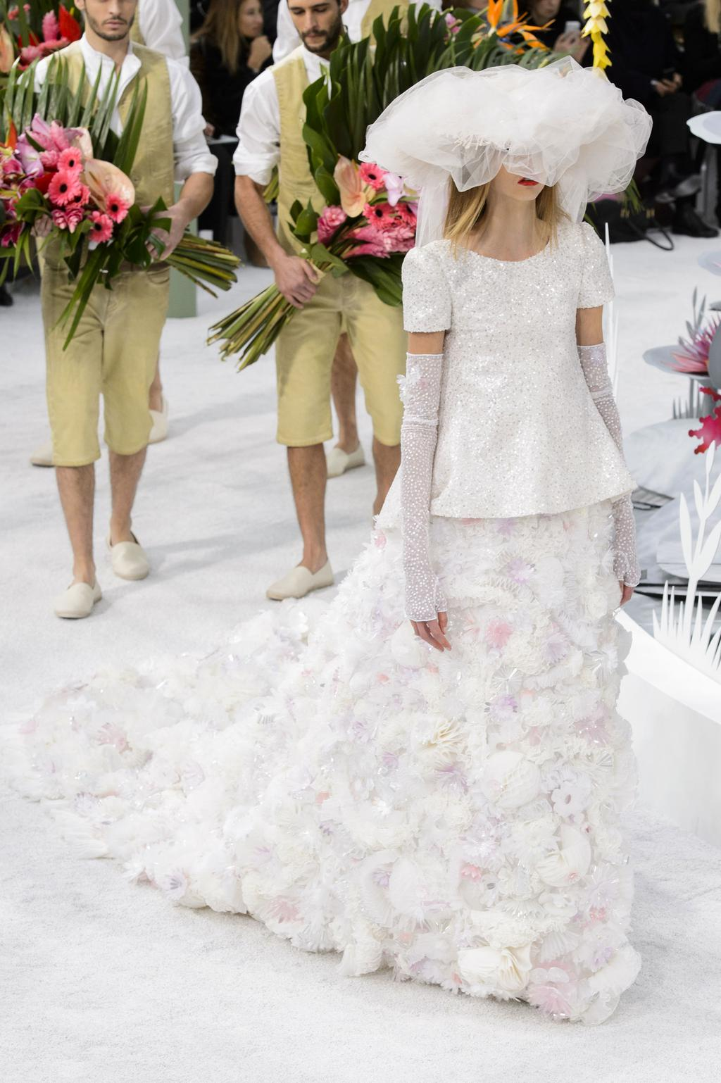 Haute couture printemps ete 2015 chanel percy mode for Chanel haute couture 2015