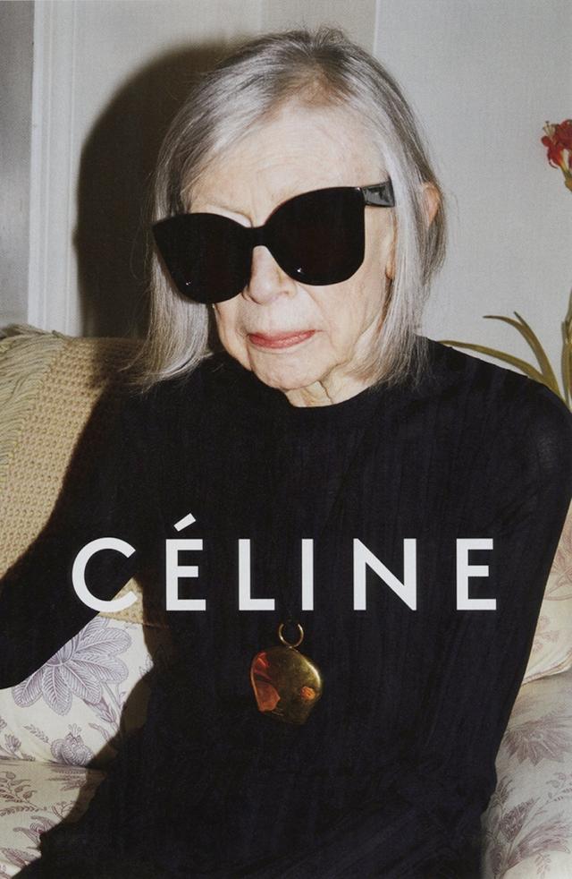 Joan-Didion-Celine-campaign-2015
