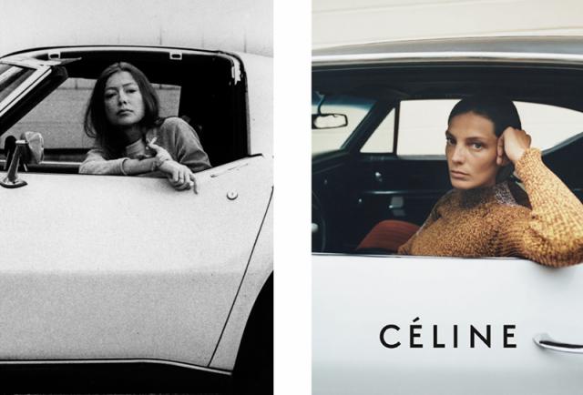 Joan-Didion-Celine-Daria-Werbowy