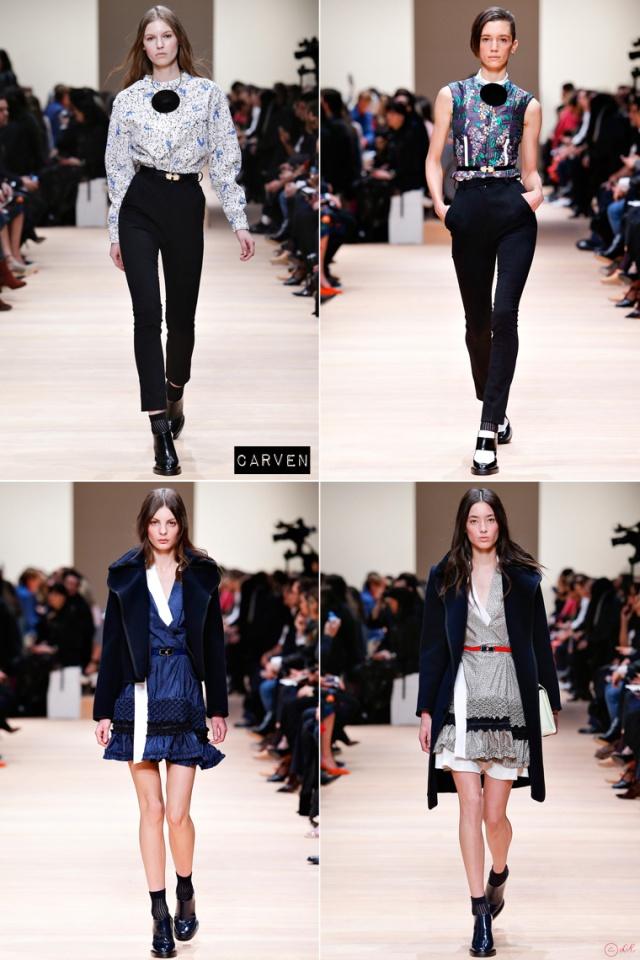 Paris-Fashion-Week-Ready-to-Wear-Fall-Winter-2015-2016-Carven