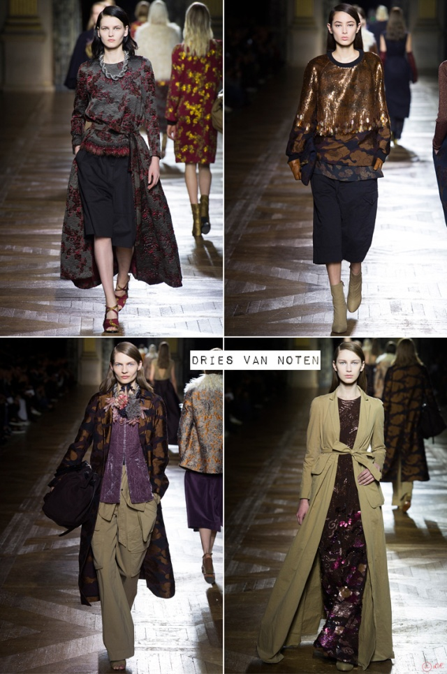 Paris-Fashion-Week-Ready-to-Wear-Fall-Winter-2015-2016-Dries-Van-Noten