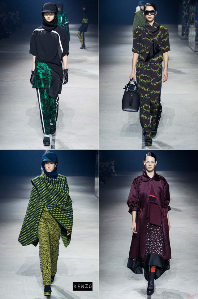 Paris-Fashion-Week-Ready-to-Wear-Fall-Winter-2015-2016-Kenzo