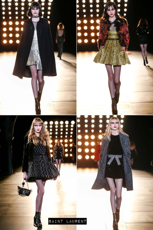 Paris-Fashion-Week-Ready-to-Wear-Fall-Winter-2015-2016-Saint-Laurent