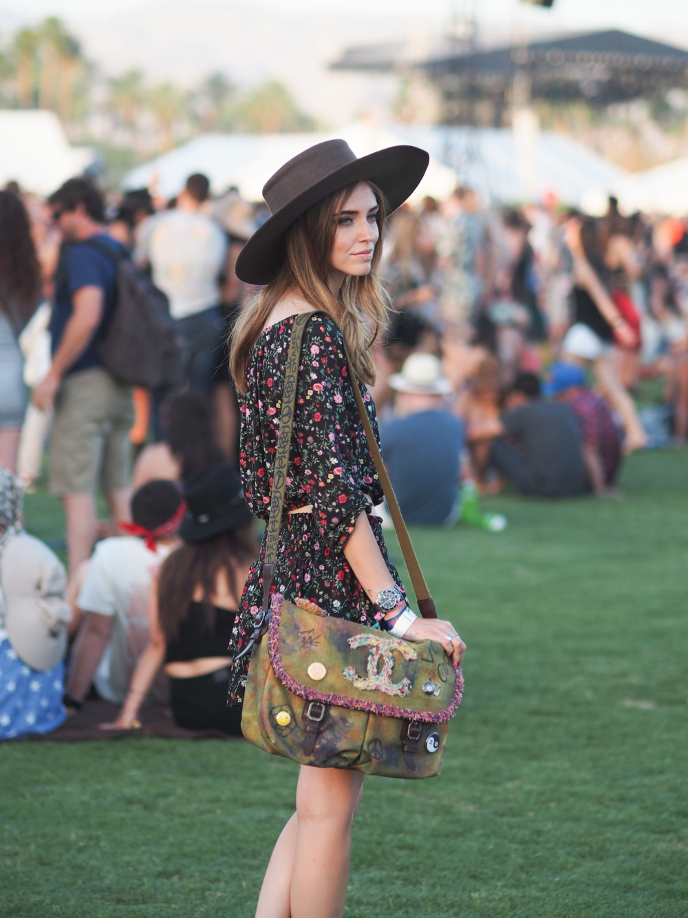 Coachella 2015 Percy Mode